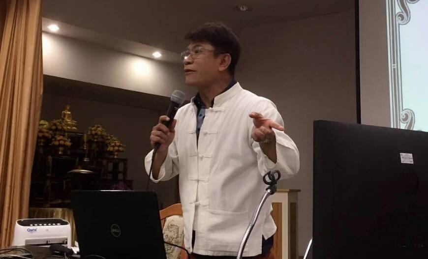 อาจารย์สาขาวิชาภาษาไทยเป็นวิทยากร แนะแนวการศึกษาต่อและแนะแนวการพิชิตข้อสอบ O-NET